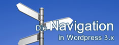 Navigation für Wordpress 3.0